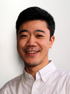 Peter S. Choi Headshot