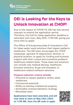 OEI Call for Ideas