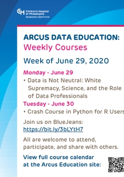 Arcus Data Education Classes