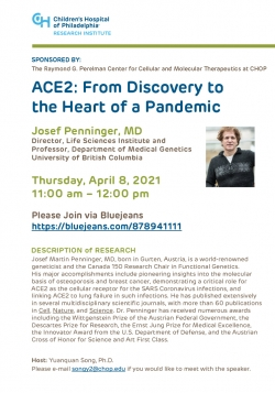 ACE2: From Discovery to the Heart of a Pandemic