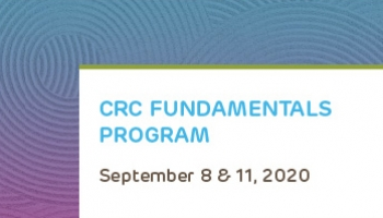 CRC Fundamentals Program