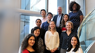 Roberts Individualized Medical Genetics Center's team