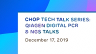 Digital PCR and NGS Talks
