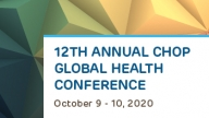 CHOP Global Health Conference